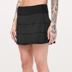 Lululemon Pace Rival Skirt in TALL 15""
